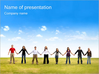 Sociology PowerPoint Template