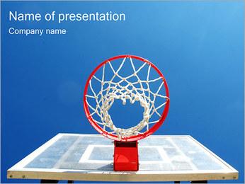 Basketball PowerPoint-Vorlagen