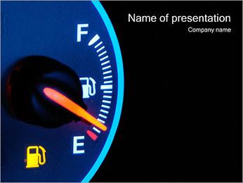 Carburant Modèles des présentations  PowerPoint - Diapositives 1