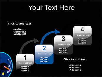 Carburant Modèles des présentations  PowerPoint - Diapositives 20