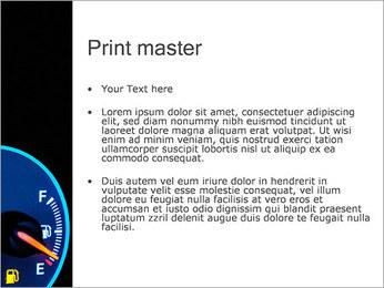 Carburant Modèles des présentations  PowerPoint - Diapositives 24