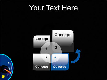 Carburant Modèles des présentations  PowerPoint - Diapositives 5