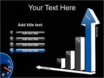 Carburant Modèles des présentations  PowerPoint - Diapositives 6