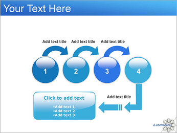 E-Commerce PowerPoint Template - Slide 4