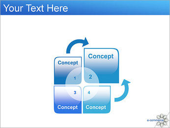 E-Commerce PowerPoint Template - Slide 5