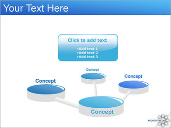 E-Commerce PowerPoint Template - Slide 9