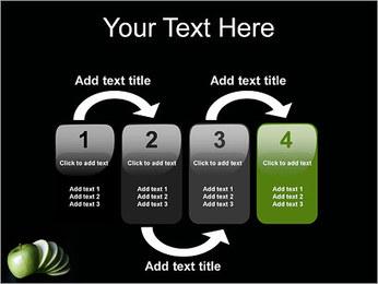 Pomme Modèles des présentations  PowerPoint - Diapositives 11