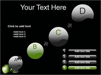 Pomme Modèles des présentations  PowerPoint - Diapositives 15