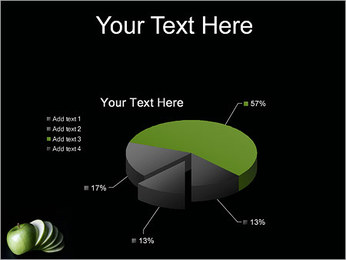 Pomme Modèles des présentations  PowerPoint - Diapositives 19