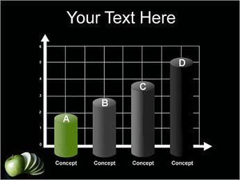 Pomme Modèles des présentations  PowerPoint - Diapositives 21