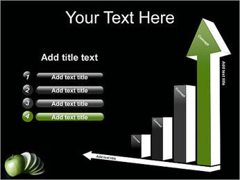 Pomme Modèles des présentations  PowerPoint - Diapositives 6