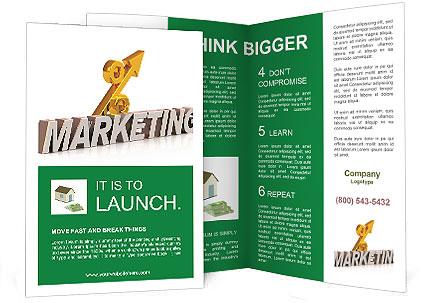 Marketing Brochure Template Design ID - Marketing brochure template