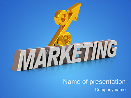 marketing powerpoint template & backgrounds id 0000000789, Modern powerpoint