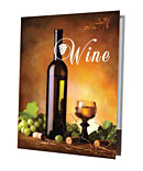 ワイン プレゼンテーションの看板