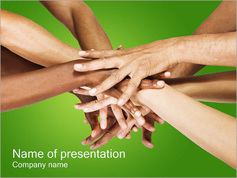 Race PowerPoint Template