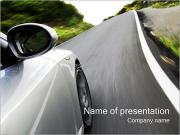 Automobile PowerPoint presentationsmallar