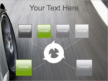 Automobile Modèles des présentations  PowerPoint - Diapositives 10