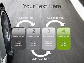 Automobile Modèles des présentations  PowerPoint - Diapositives 11