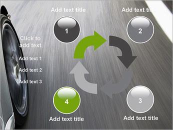 Automobile Modèles des présentations  PowerPoint - Diapositives 14