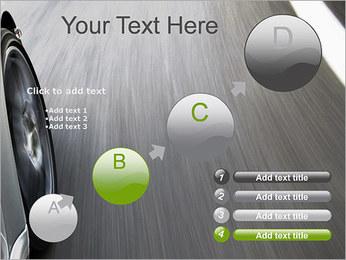 Automobile Modèles des présentations  PowerPoint - Diapositives 15