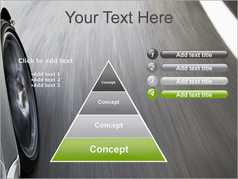 Automobile Modèles des présentations  PowerPoint - Diapositives 22
