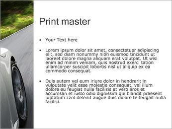 Automobile Modèles des présentations  PowerPoint - Diapositives 24