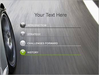 Automobile Modèles des présentations  PowerPoint - Diapositives 3