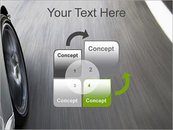 Automobile Modèles des présentations  PowerPoint - Diapositives 5