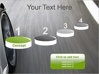Automobile Modèles des présentations  PowerPoint - Diapositives 7