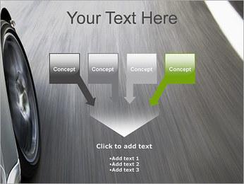 Automobile Modèles des présentations  PowerPoint - Diapositives 8