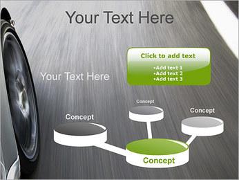 Automobile Modèles des présentations  PowerPoint - Diapositives 9