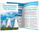 Power Plant Brochure Templates