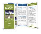 Highway Brochure Templates