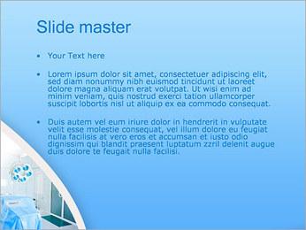 Sala de operaciones Plantillas de Presentaciones PowerPoint
