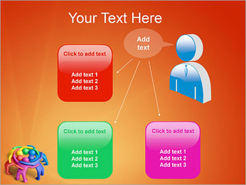 Trabalho em equipe Modelos de apresentações PowerPoint - Slide 12