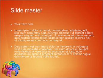 Trabalho em equipe Modelos de apresentações PowerPoint - Slide 2