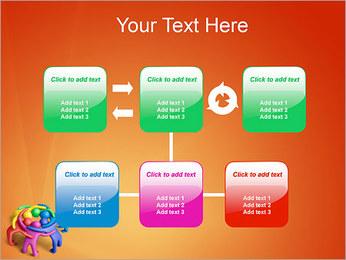 Trabalho em equipe Modelos de apresentações PowerPoint - Slide 23