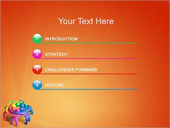 Trabalho em equipe Modelos de apresentações PowerPoint - Slide 3