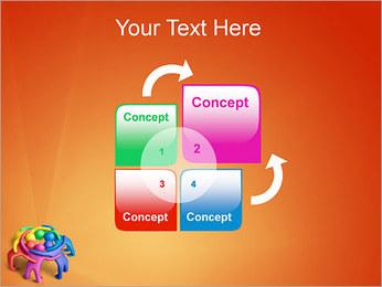 Trabalho em equipe Modelos de apresentações PowerPoint - Slide 5