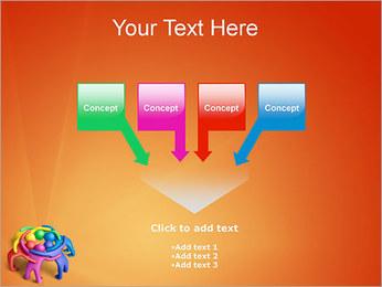Trabalho em equipe Modelos de apresentações PowerPoint - Slide 8