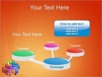 Trabalho em equipe Modelos de apresentações PowerPoint - Slide 9