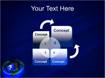 Digital Information PowerPoint Template - Slide 5