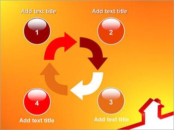 Shape House PowerPoint Template - Slide 14