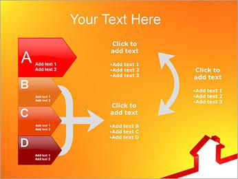 Shape House PowerPoint Template - Slide 16
