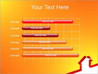 Shape House PowerPoint Template - Slide 17