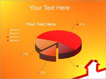 Shape House PowerPoint Template - Slide 19