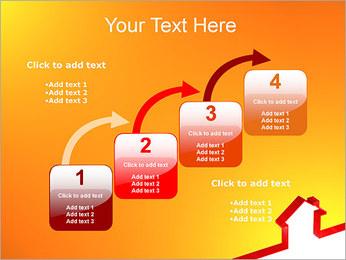Shape House PowerPoint Template - Slide 20
