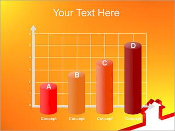 Shape House PowerPoint Template - Slide 21
