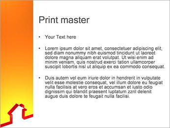 Shape House PowerPoint Template - Slide 24