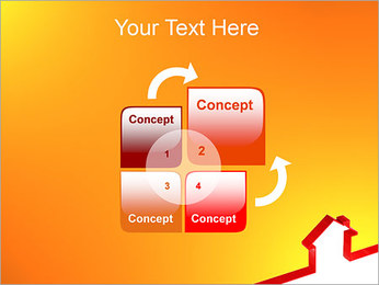 Shape House PowerPoint Templates - Slide 5
